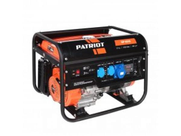 ГЕНЕРАТОР PATRIOT GP 6510