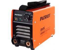 Сварочный инвертор Patriot 230DC MMA