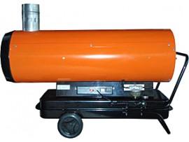 Тепловая пушка ПрофТепло ДН-52Н с дисплеем